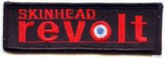 Skinhead Revolt (Patch)