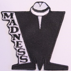Madness - Logo (Patch)
