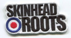 Skinhead Roots  (Patch) sticked