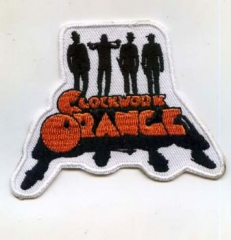 Clockwork Orange - Droogies (Patch) sticked