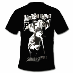 Sondaschule - Lieber einen Paffen T-Shirt (black)