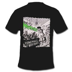Minestompers, the - Porno Mags & Body Bags T-Shirt(black)