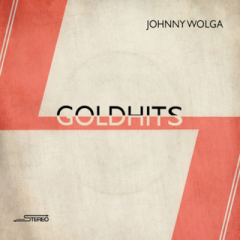 Johnny Wolga - Goldhits (LP) incl Brettspiel lim 200 gold Vinyl