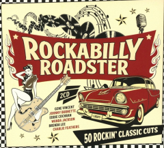 Rockabilly Roadster (2CD) luxury Digipac Collection