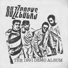 Buzzcocks - the 1991 Demo Album (LP) limited white/black Vinyl