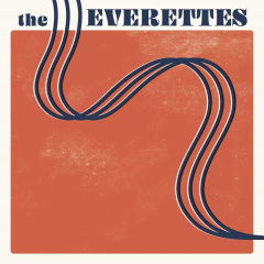 Everettes, the - The Everrettes (LP) limited Vinyl + MP3