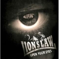 Lion´s Law - Open your eyes (LP) black Vinyl