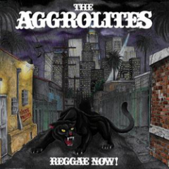 Aggrolites, the - Reggae Now! (LP) colored limited Vinyl