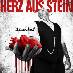 Wiens No.1 - Herz aus Stein (LP) limited Fan-Edition Picture-LP 300 copies