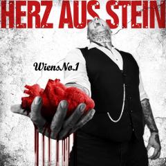 Wiens No.1 - Herz aus Stein (LP) limited Fan-Edition Picture-LP 300 copies