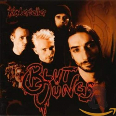 Blutjungs - Kinderteller (CD)