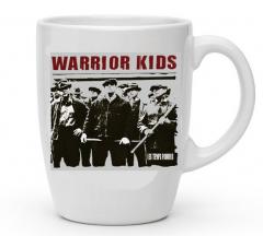 Warrior Kids - Kaffee Pott ( (Tasse mit Henkel) Keramik