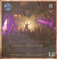 OXO86 - Live in Leipzig (DVD+2LP) limited smokey 180gr. Vinyl Edition Trifolder