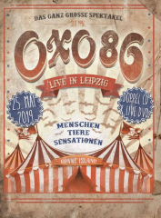 OXO86 - Live in Leipzig (DVD+2CD) 6-seitiges Mediabook
