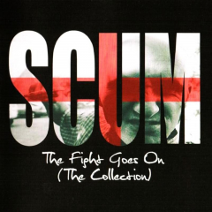 Scum - the fight goes on (CD)