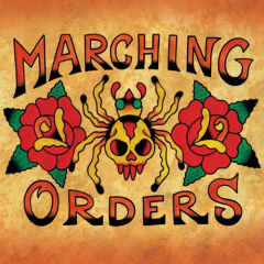 Marching ORders - Nothing new (CD) limited Digipac