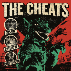 Cheats, the - Cussin, Crying n Carrying on (LP)