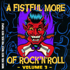 V/A - A Fistful more of RocknRoll Volume 3 (2LP)