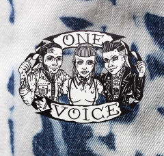 One Voice - Skinhead for a Day (EP) 7inch black Vinyl 100 copies