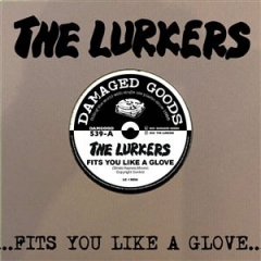 Lurkers, the - Fits you like a Glove (EP) limited yellow 7inch Vinyl