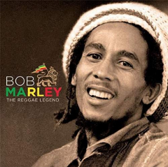 Bob Marley - The Reggae Legend (5LP-Box) Incl.Poster, limited Vinyl-Box