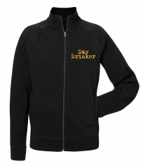 Day Drinker - Don´t Panic Zipper-Jacke (black) Dont Panic Support