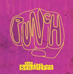 Sensitives, the - Punch (LP) limited smokey pink Vinyl + CD