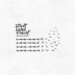 100 Kilo Herz - Stadt, Land, Flucht (CD) Digipac