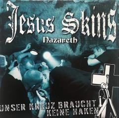 Jesus Skins - Unser Kreuz braucht keine Haken (LP) +3 Bonussongs