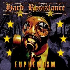 Hard Resistance - Euphemism (CD)