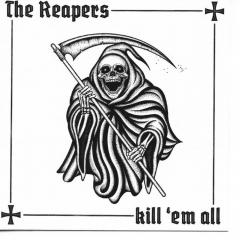 Reapers, the - Kill em All (CD) + 3 BonusSongs
