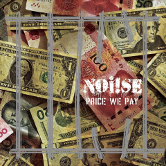 Noi!se - Price we Pay (EP) orange 7inch Vinyl limited