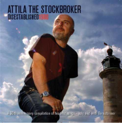 Attila The Stockbroker ‎– Disestablished 1980 (CD)