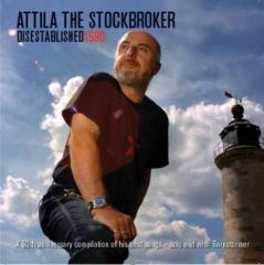 Attila The Stockbroker – Disestablished 1980 (CD)