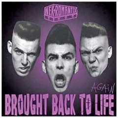 Nekromantix - Brought back to life (CD) Digipac
