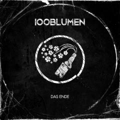 100Blumen - Das Ende (LP) Maxi-LP 180gr black Vinyl + MP3