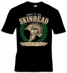 Skinhead - Tradition statt Trend - Tshirt (black)