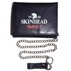 Skinhead Traditional Trojan - Lederbörse (wallet)