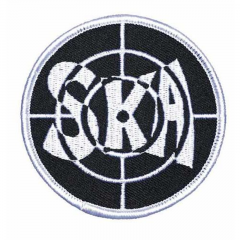 Ska Target (Patch) sticked