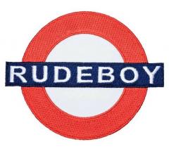 Rudeboy - Underground (Patch) sticked