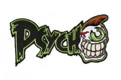 Psycho - Eye (Patch) sticked