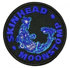 Skinhead Moonstomp (patch) sticked