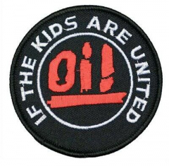 If The Kids Are United Oi! (patch) sticked