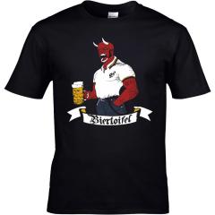 Biertoifel - Logo T-Shirt (black)