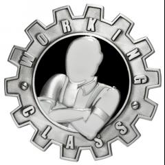 Working Class - Gürtelschnalle (buckle)