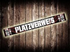 Platzverweis - My Crew my family (Schal) gewebter Jacquardschal