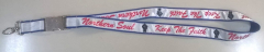 Northern Soul Keep the Faith - Schlüsselband (Lanyard) Edition No Name