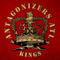 Antagonizers ATL - Kings (LP) - limited gold Vinyl