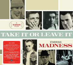 Madness - Take it or leave it (DVD+CD) the Madness movie + CD