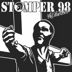Stomper 98 - Bis Hierher (LP) Collectors 180gr. silver/black swirl Vinyl exklusiv
